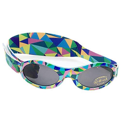 Bubzee Kaleidoscope - Gafas de sol para niños de 0 a 24 meses de edad