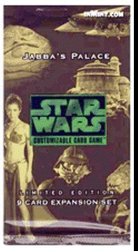 Star Wars CCG Limited Edition Jabba's Palace Expansion 9 Card Pack [Toy]