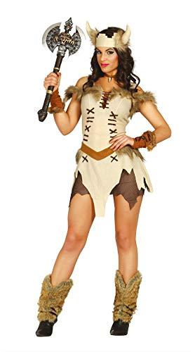 FIESTAS GUIRCA Traje Atractivo del Guerrero de Viking