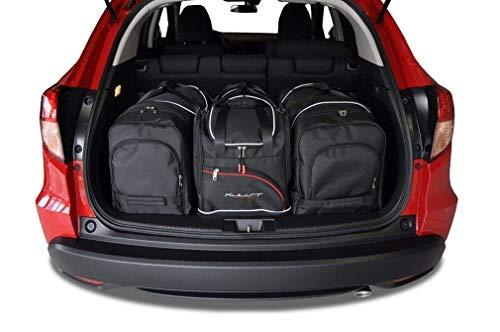 KJUST - CAR-Bags Auto-Taschen MASSTASCHEN ROLLENTASCHEN Honda HR-V II, 2015-