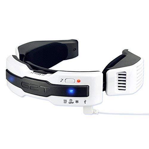 G2T 冷房/暖房 スマートウェアラブルエアコン 暑さ/寒さ対策 快適グッズ 冷暖効果 科技温度調節 USB給電式 ...