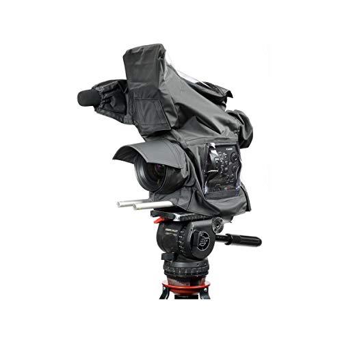 camRade Wetsuit EOS C300/500 Cubierta Impermeable para cámaras Cámara DSLR Nylon -...