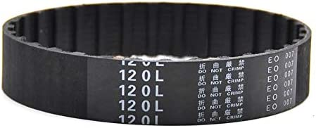 SHENYI Professional 1Pcs 214L-248L Timing Belt Black Rubber Clos