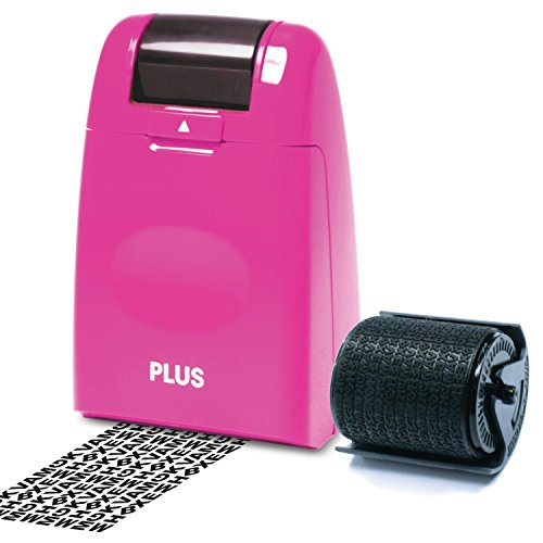 Plus Guard Your ID Roller Value Pack, Pink