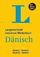 Langenscheidt Universal-Woerterbuch Daenisch - mit Tipps fuer die Reise: Deutsch-Daenisch/Daenisch-Deutsch