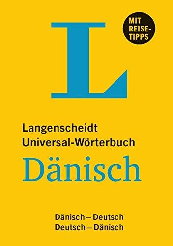 Langenscheidt Universal-Wörterbuch Dänisch: Dänisch-Deutsch/Deutsch-Dänisch