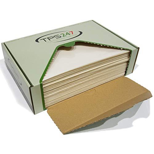 200x TPS247 Lieferscheintaschen - Dokumenttaschen DIN C5 für A5 transparent selbstklebend (200)