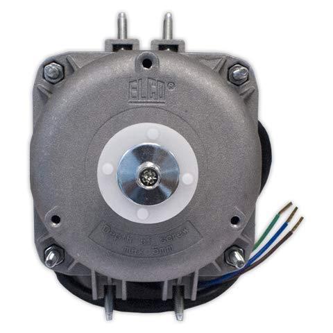 DOJA Industrial   Ventilador 5 W ELCO VN-5/13 aspirante   Aspirantes Multianclaje total