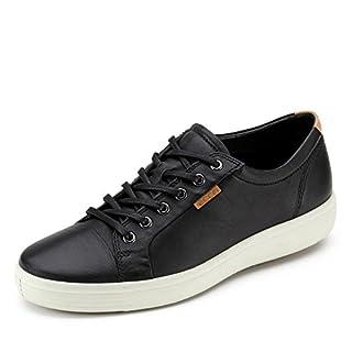 Ecco Herren Soft7m Sneaker, BLACK, 49 EU (B01G4T0EM4) | Amazon price tracker / tracking, Amazon price history charts, Amazon price watches, Amazon price drop alerts