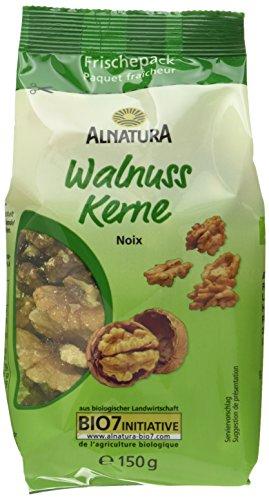 Alnatura -   Bio Walnusskerne,