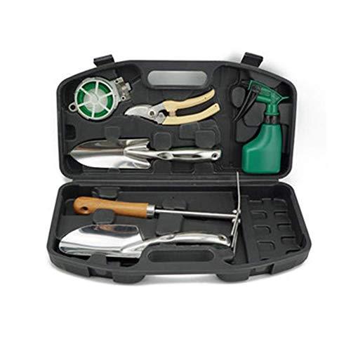 Unknow 6 pièces, Ensemble d'outils de Jardin, kit d'outils à Main de Jardin, boîte de Rangement ou Sac Cadeau pour Jardinier
