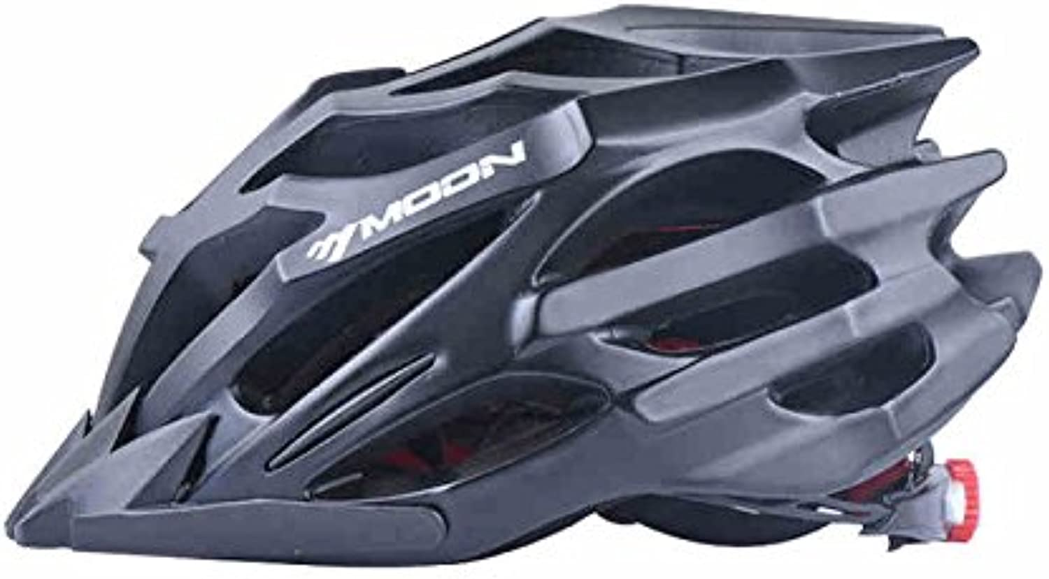 Cycket 260g Ultra Light Weight  Bike Helmet, Bike Riding Helmet Combining Polycarbonate Outer Shell with ImpactAbsorbing Foam with 27 Cooling Vents Black