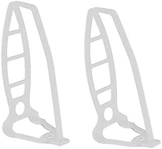 Couvercle de Protection des Clignotants Remplacement pour B MW R1200GS R//S ADV S1000RR HP4 F700R GT GS 2009-2015 KKmoon Grille de Protection pour Clignotant Moto
