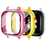 [Upgraded 2Pack] Gizmo Watch 2 Screen Protector for Kids, Tempered Glass Cover Saver and Hard PC...