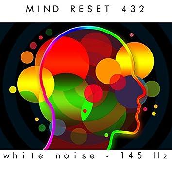 White noise - 145 Hz