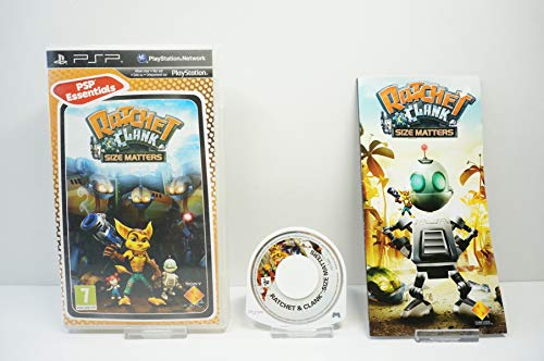 Sony PSP Ratchet & Clank Size Matters - PSP essentials
