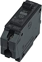 General Electric THQL1120 Circuit Breaker, 1-Pole 20-Amp Thick Series by Connecticut Electric