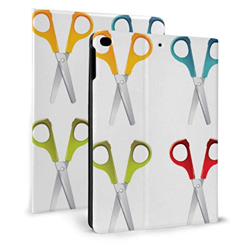 Cool Ipad Covers Exquisite Scissors Daily Tool Ipad Mini Case For Ipad Mini 4/mini 5/2018 6th/2017 5th/air/air 2 With Auto Wake/sleep Magnetic Tablet Ipad Case