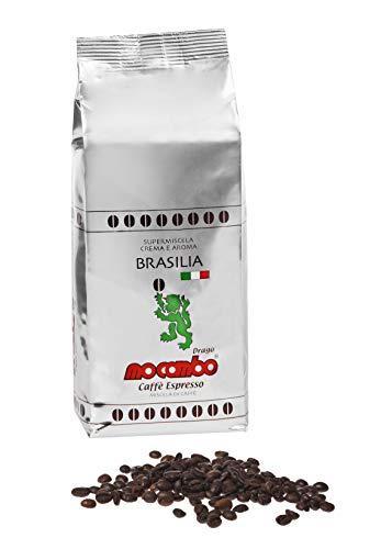 4 x Drago Mocambo Brasilia 1kg Ganze Bohne
