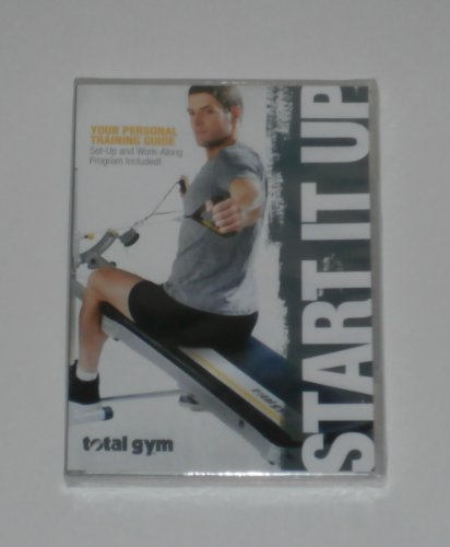 Total Gym Start Up Training Guide DVD