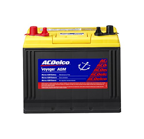 ACDelco M24AGM Professional AGM Voyager BCI Group 24 Battery