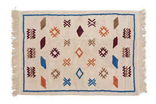 Aratextil. Aratextil Baumwolle Kinder Teppich PERU 140x200 cms