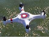 GARLUS Splash Drone (Mariner 2) Waterproof Drone Amphibious UAV quardcopter Autonomous Version