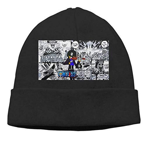 Lawenp Hombres Mujeres Skull Cap One Brook Piece Beanie Sombreros para exteriores