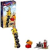 LEGO La LEGO Película 2 - Triciclo de Emmet, set creativo de construcción con vehículo de juguete, incluye figura de...