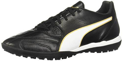 PUMA Mens Capitano Ii Tt Soccer Cleats - Black - Size 4 D
