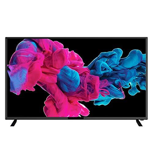 GXFCH SHOP TV de Pantalla de proyección de 49 Pulgadas TV LCD Inteligente LED TV, TV a Prueba de explosiones de 4K para Home Hotel, conexión WiFi Disponible