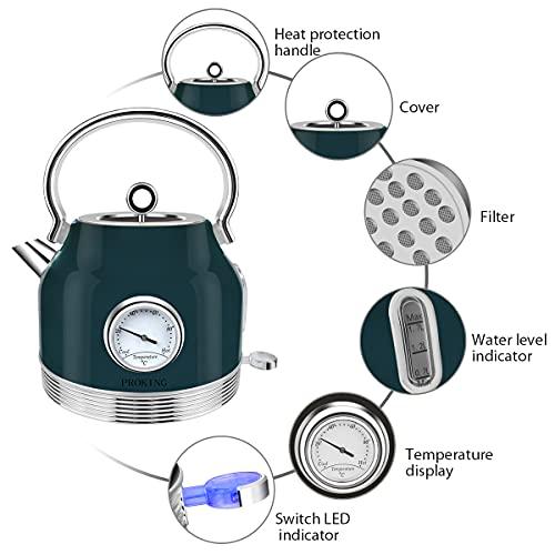 PROKING Hervidores eléctricos