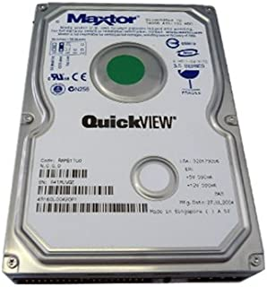 Maxtor 4R160L0 DiamondMax 16、 160GB、5400RPM、2MBキャッシュ、EIDE/ATA/133、3.5インチデスクトップ用ハードドライブ。