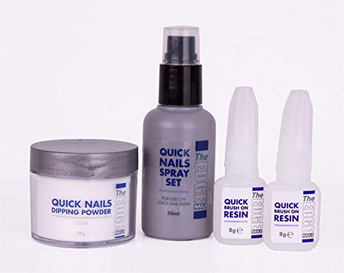 The Edge Quick Nails Trial Kit