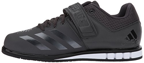 adidas Men's Powerlift.3.1 Cross-Trainer Shoes, Utility Black/White, (10 M US)