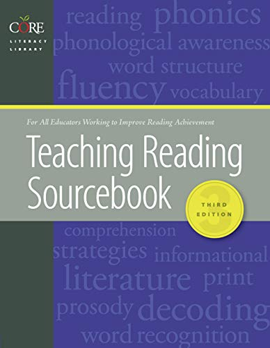 Compare Textbook Prices for Teaching Reading Sourcebook Core Literacy Library 3 Edition ISBN 9781634022354 by Honig, Bill