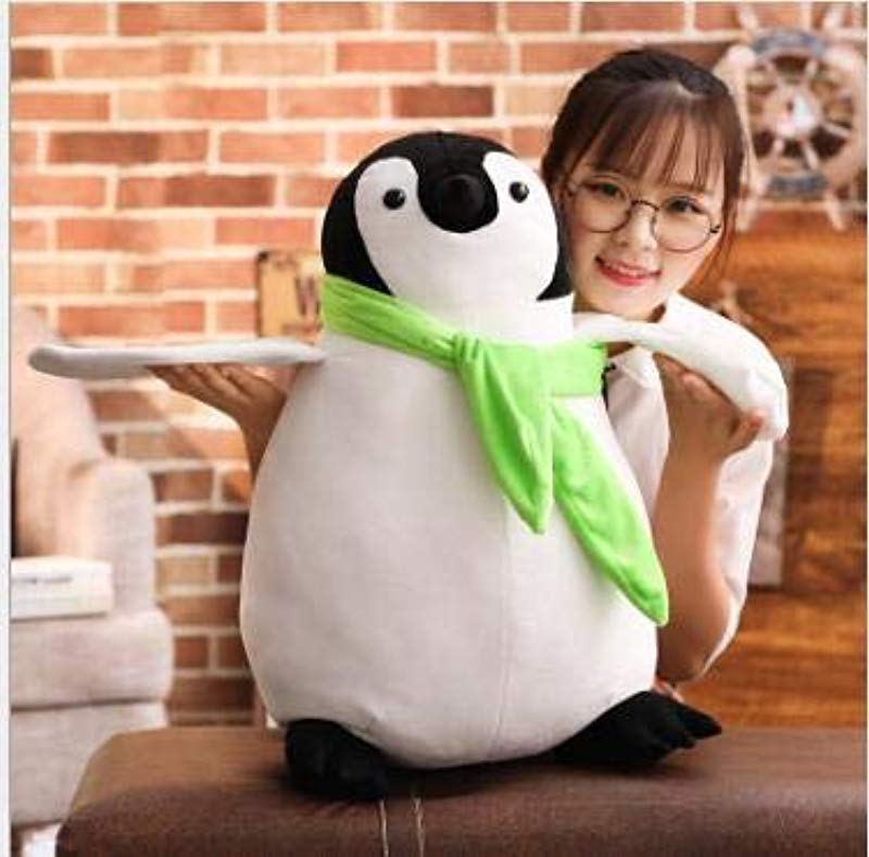 VIDANQE Wyzhy Cute Penguin Doll Soft Body Sleeping Pillow Girl Child Birthday Gift Cute 70Cm Boy Must Haves Gift Box My Favourite Superhero Cupcake Toppers LOL Unboxed