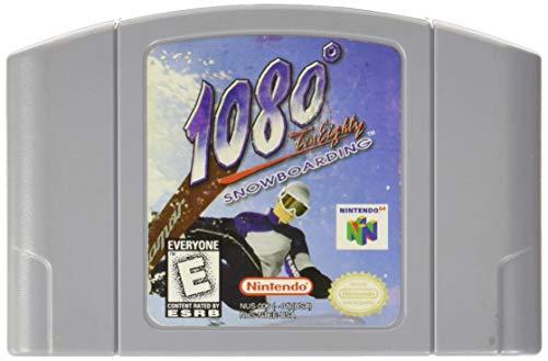 1080° Snowboarding [Nintendo 64] [Importado de Francia]