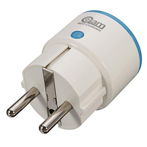 ILS Smart Power UE stopcontact voor Z-Wave Series 300 500