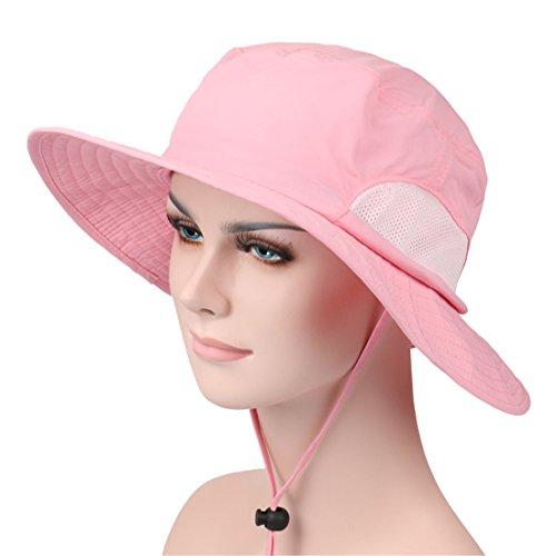 ECYC Protecteur UV Protecteur Anti-Respirant à séchage Rapide pour Chaussures Femme, Rose