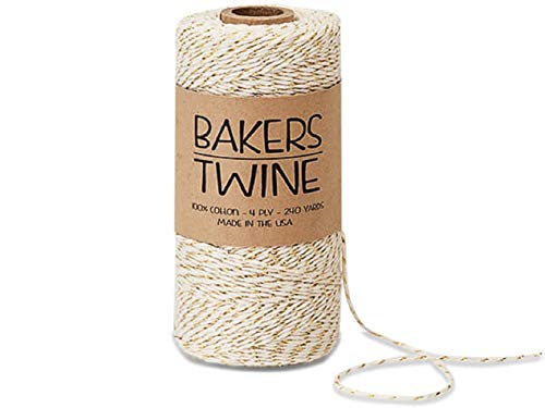 Bakers Twine - 240 Yards 4 ply Cotton