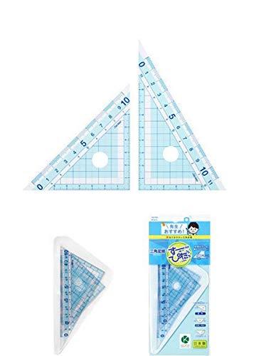 レイメイ 先生おすすめ三角定規 小 APJ212 【× 3 個 】