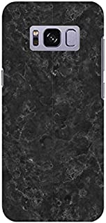 Stylizedd Samsung Galaxy S8 Plus Slim Snap Case Cover Matte Finish - Marble Texture White