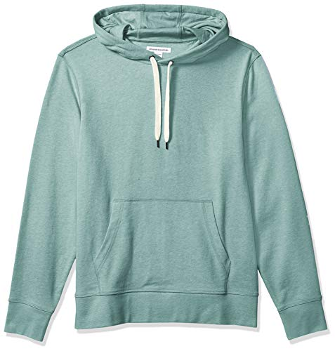 Amazon Essentials Sudadera Ligera de Felpa Francesa con Capucha. - Fashion-Hoodies Hombre