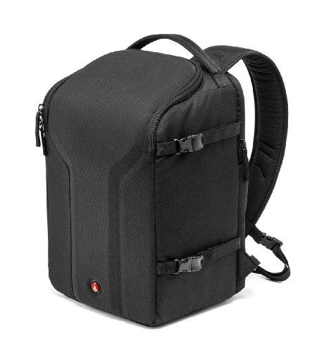 Manfrotto MB MP-S-50BB PRO 50 Monospalla per Reflex Obbiettivi e Laptop, Nero/Antracite