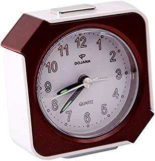 Dojana alarm clock-Red-White -DA171