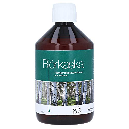 Ulmiana Birkenasche-Extrakt 500ml