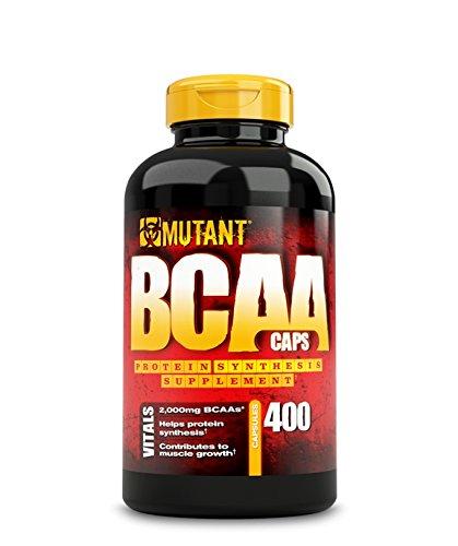 Mutant BCAA Caps 400 Kapseln