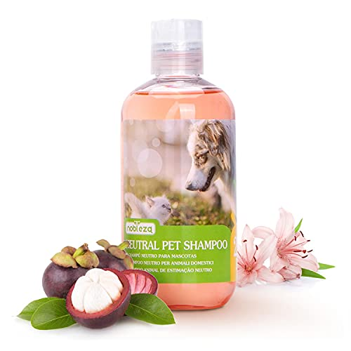 Nobleza Shampoing pour Chien 250 ML - Shampooing...