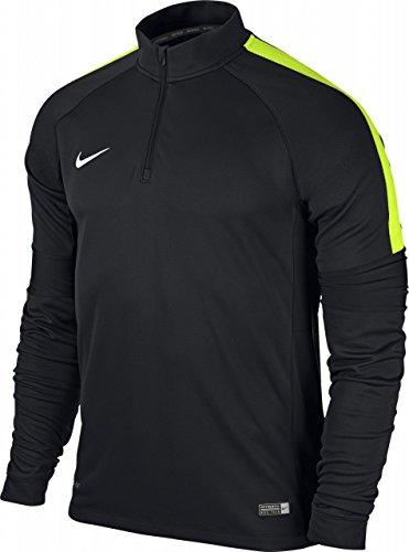 Nike Squad15 Ignite Midlayer Maillot pour Homme S Negro/Verde/Blanco (Black/Volt/White)